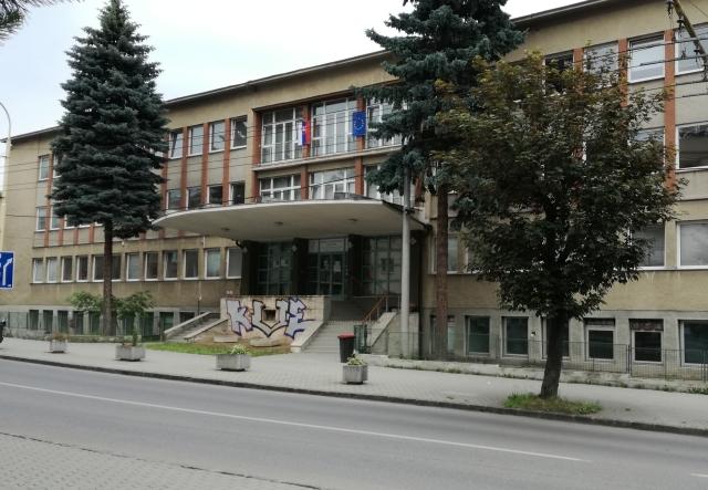 Budova RÚVZ Žilina a kliknutím sa otvorí mapa
